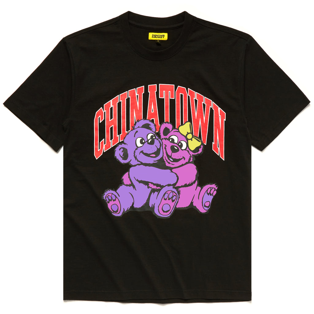 CHINATOWN MARKET UV CUTE TEE BLACK
