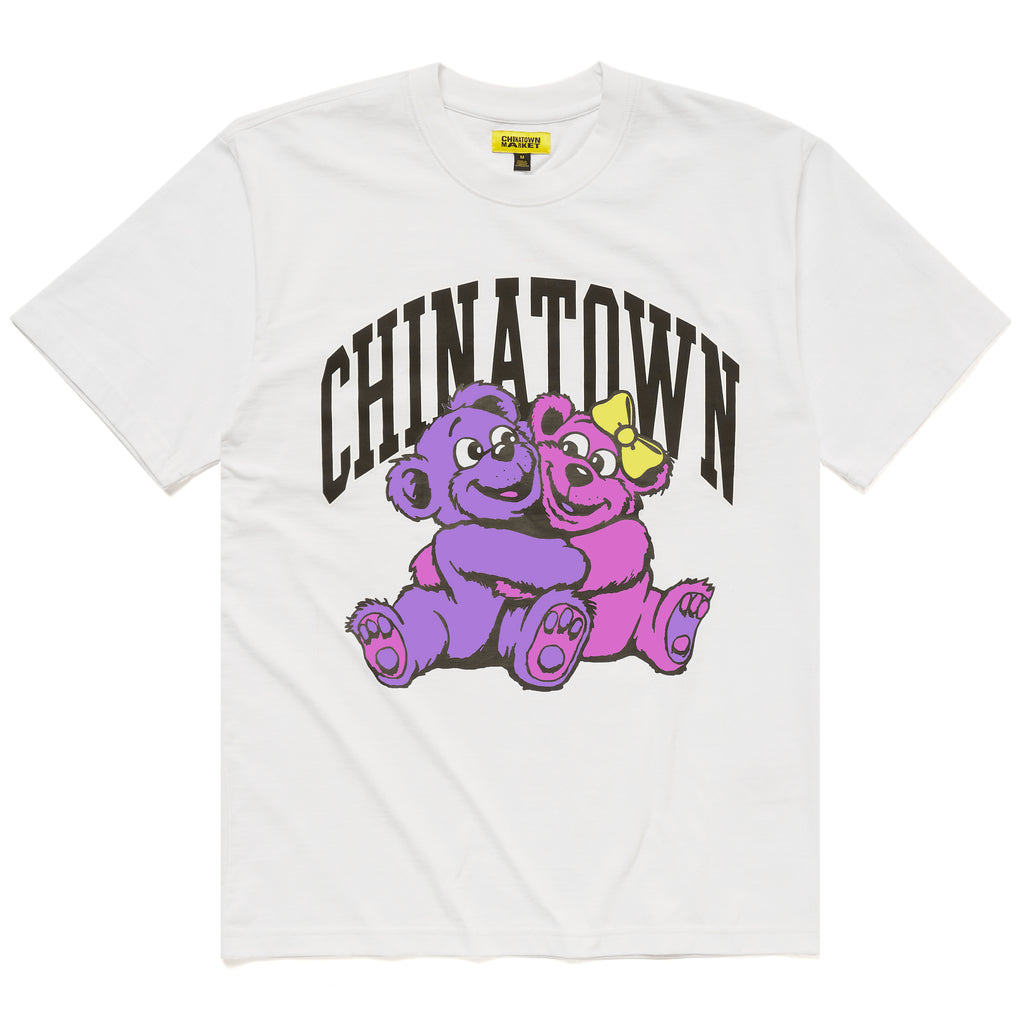 CHINATOWN MARKET UV CUTE TEE WHITE