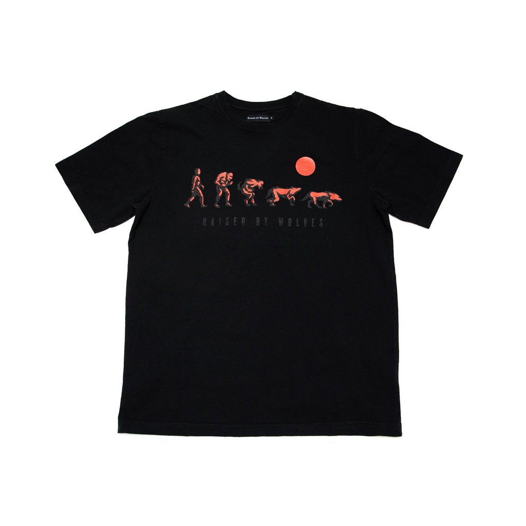 RBW EVOLUTION TEE BLACK