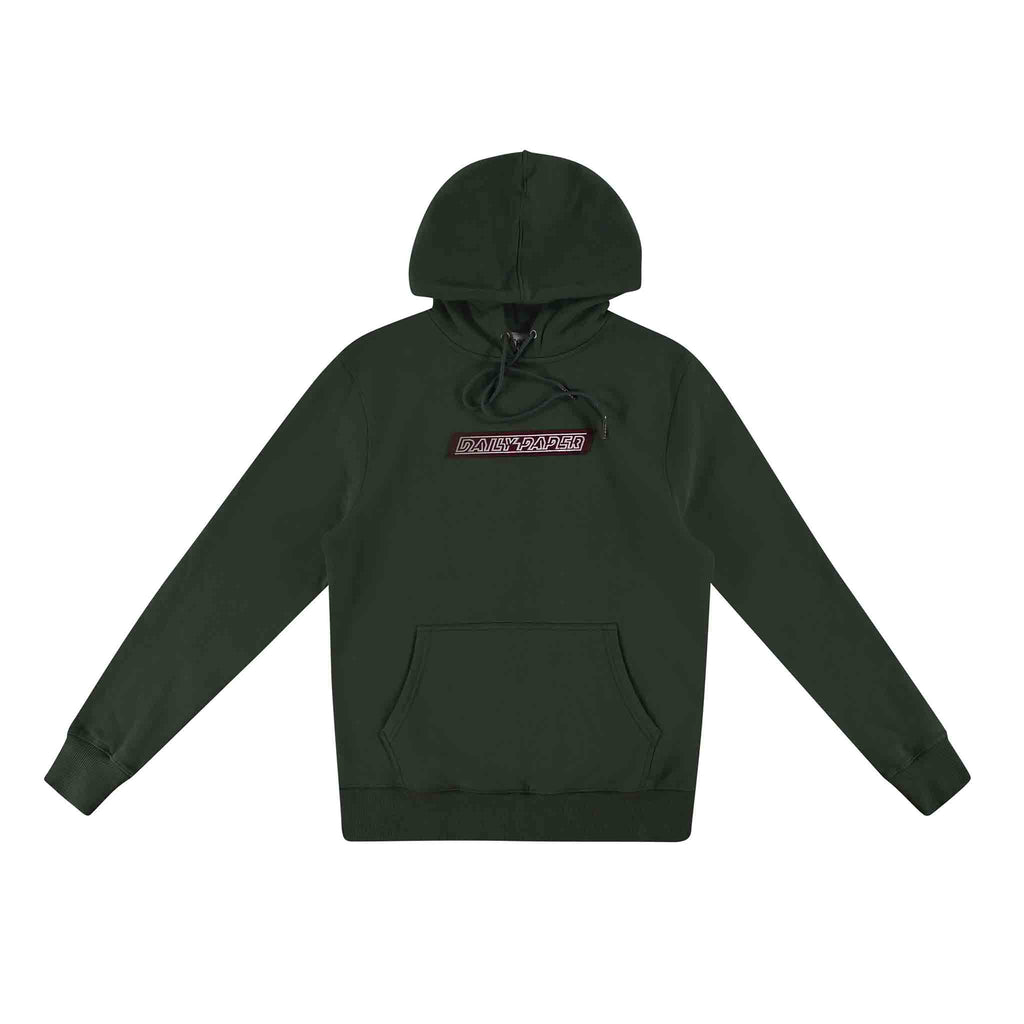 Copatch HD Hoodie Dark Green