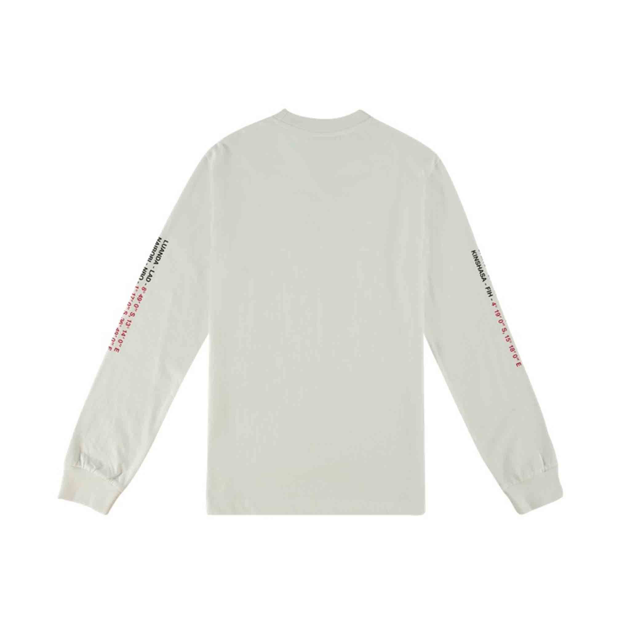Coglob Long Sleeve White