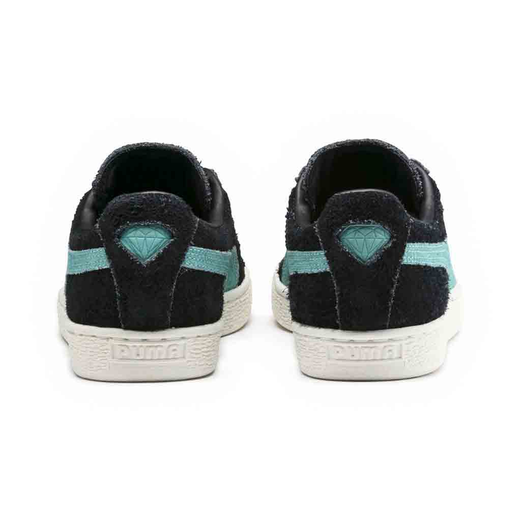 PUMA x DIAMOND SUPPLY CO SUEDE BLACK/BLUE