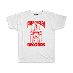 BUTTER FRIED CHICKEN RECORDS TEE
