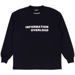 INFORMATION HEAVY WEIGHT LONG SLEEVE