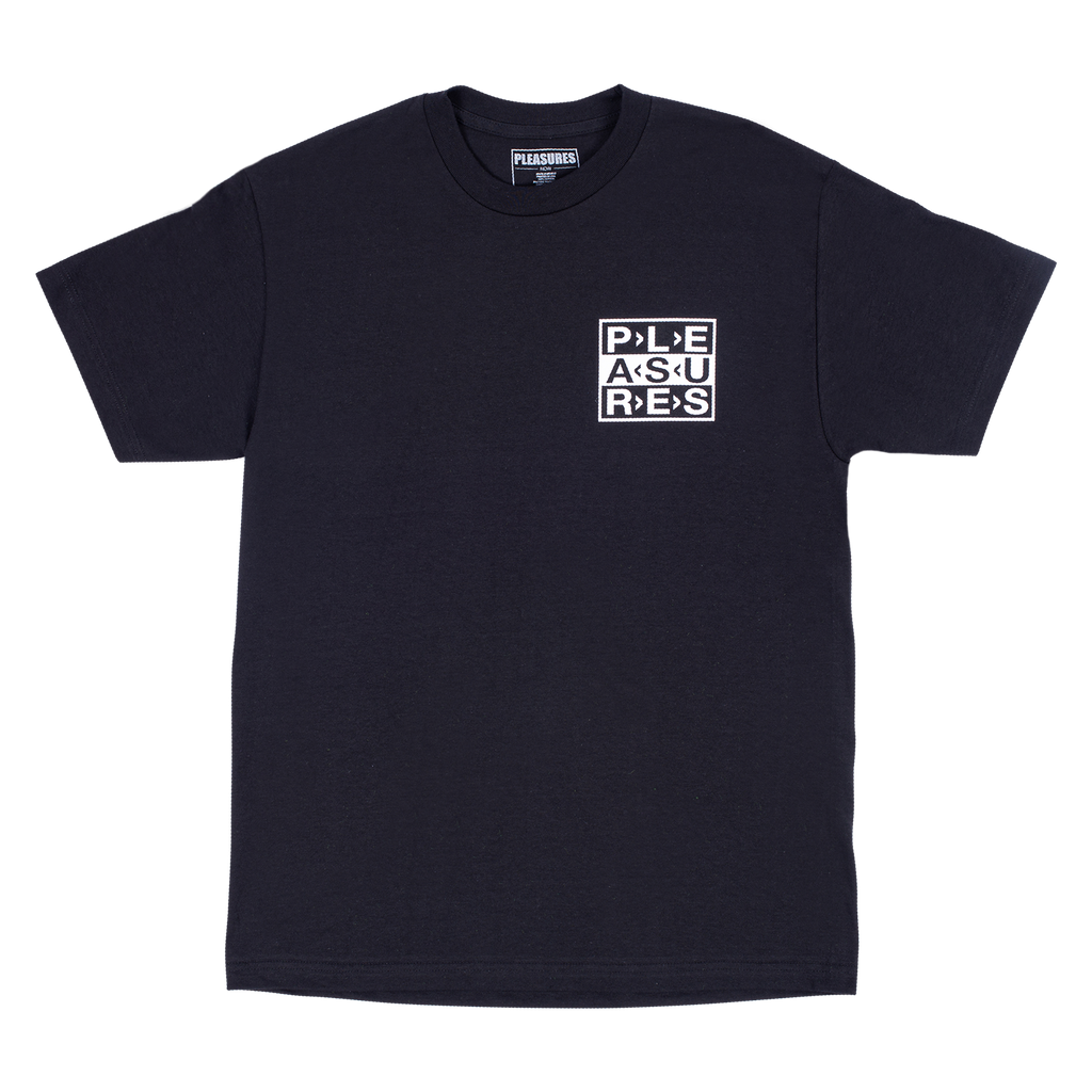 FRAGILE T-SHIRT BLACK