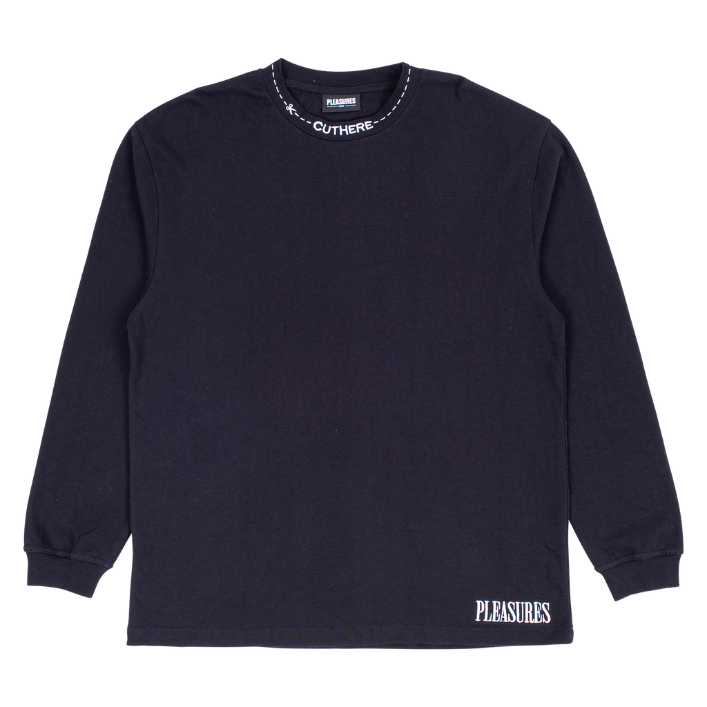 CUT HERE HEAVYWEIGHT L/S SHIRT