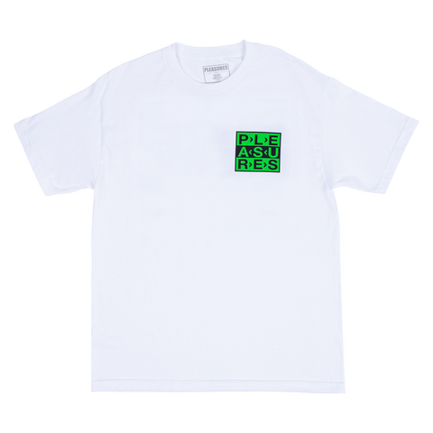 SPIKE T-SHIRT WHITE