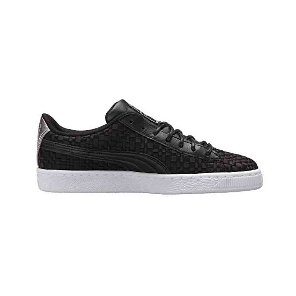 Puma Women's Basket Satin EP Black