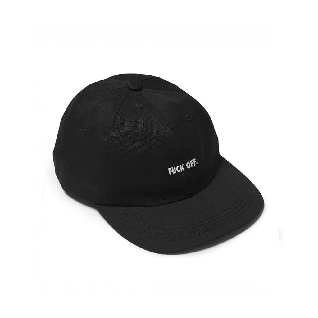 Fuck Off Dad Cap Black