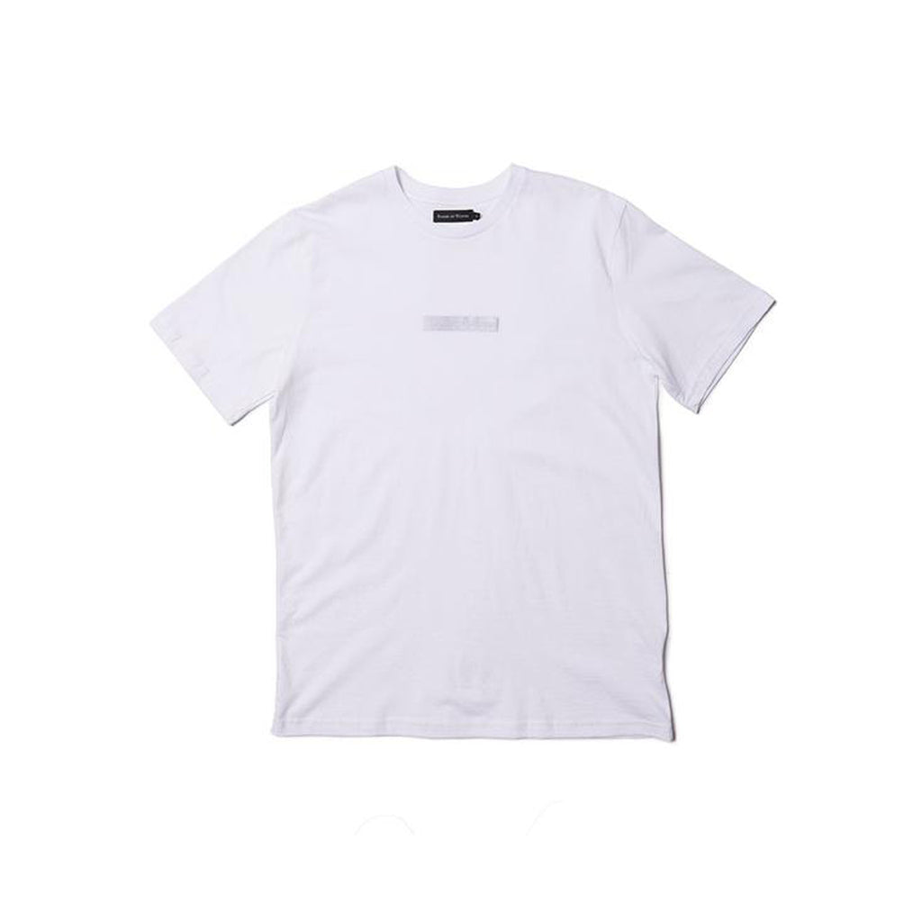 3M Box Logo T-Shirt White