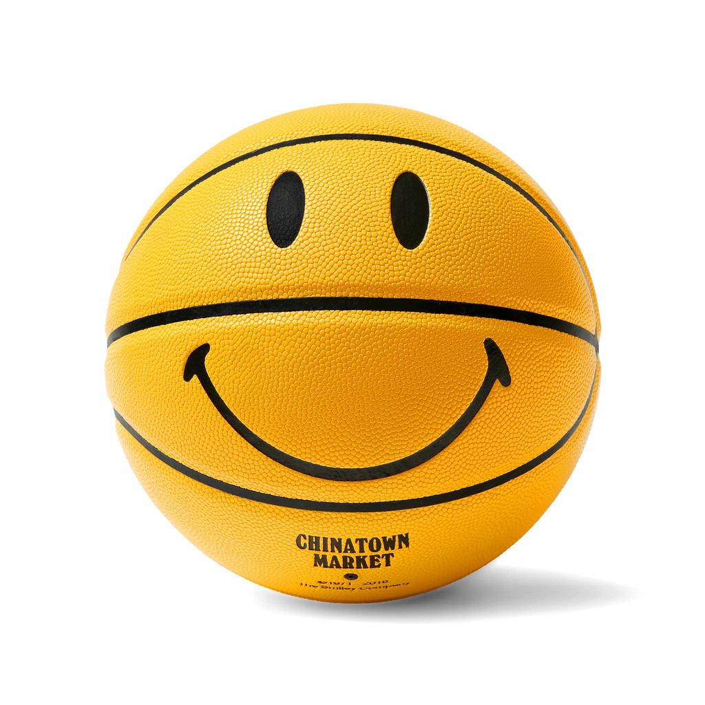 1Smiley Basketball
