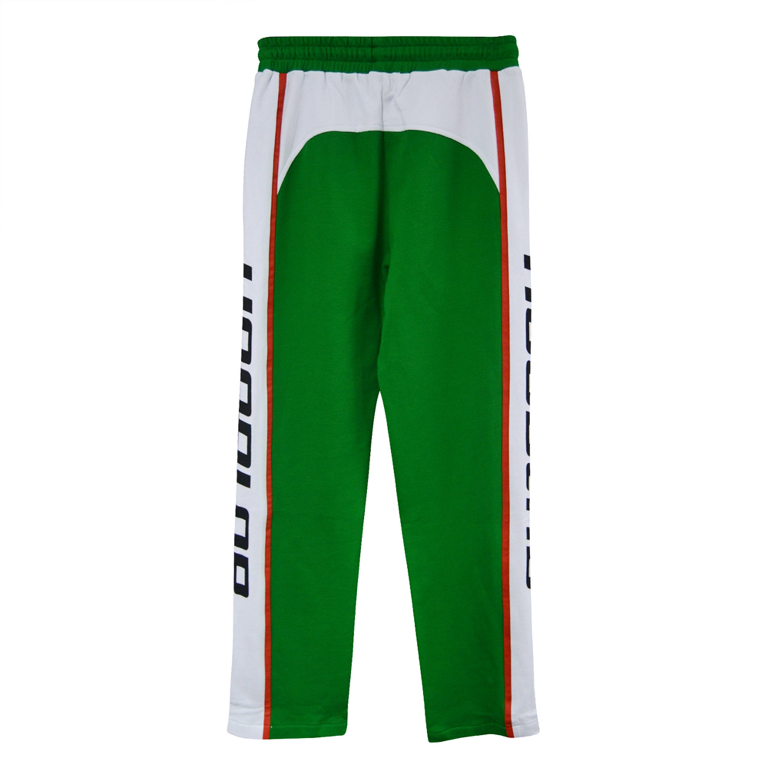 Hoodlab x Asap Tyy Trackpants Green