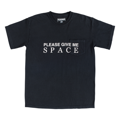 GIVE ME SPACE POCKET T-SHIRT