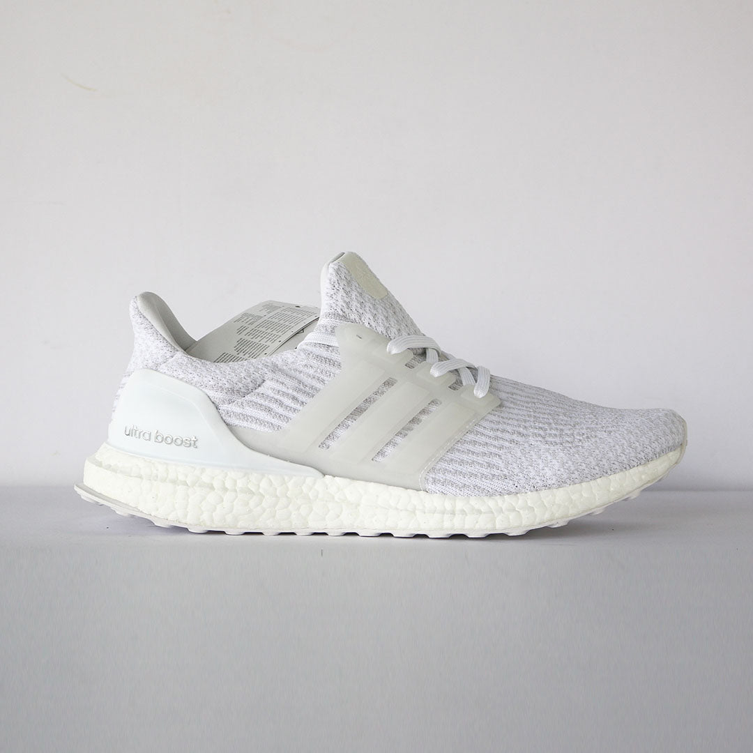 b67569eb02143 UltraBoost 3.0  Triple White  – Butter