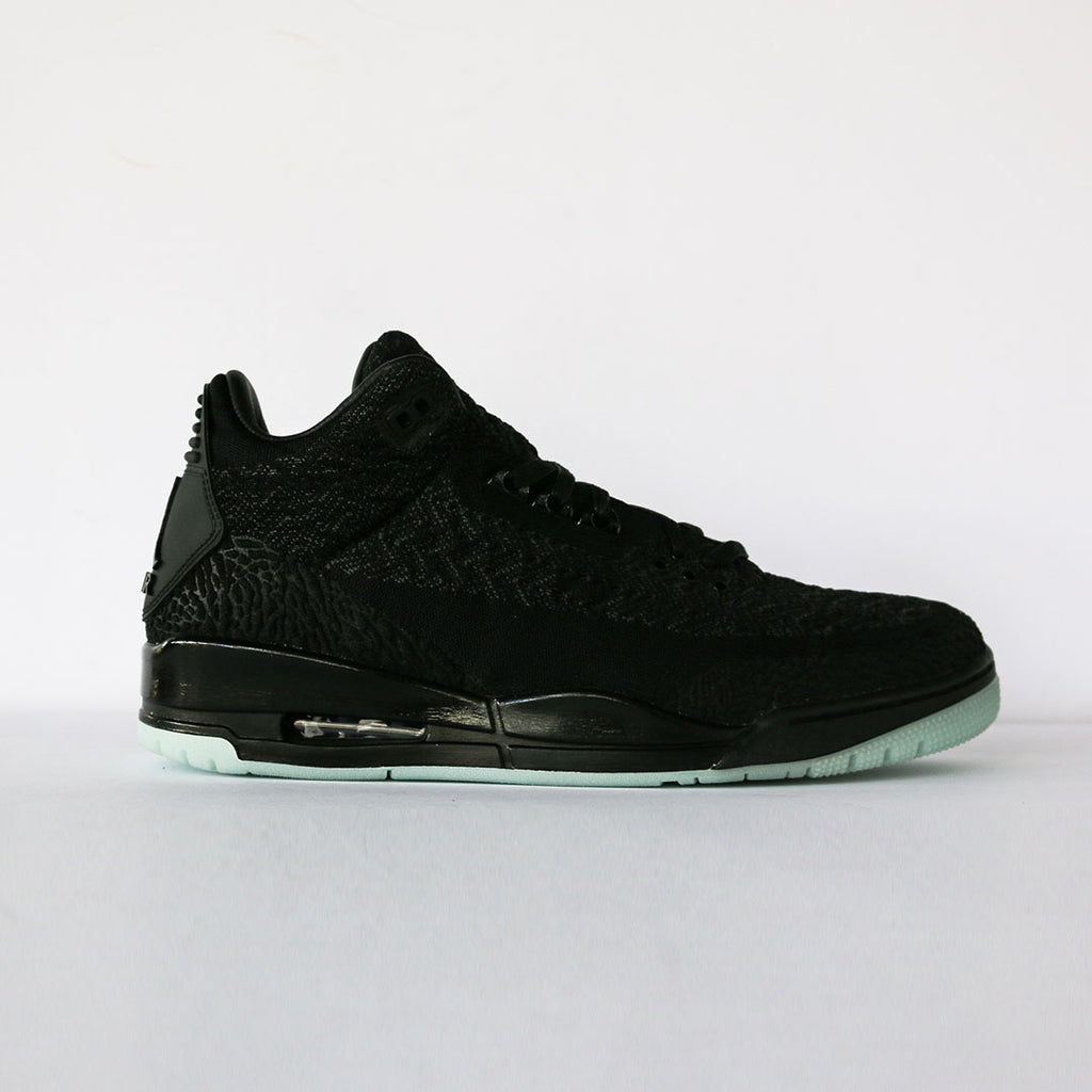 "Air Jordan 3 Flyknit ""Black"""