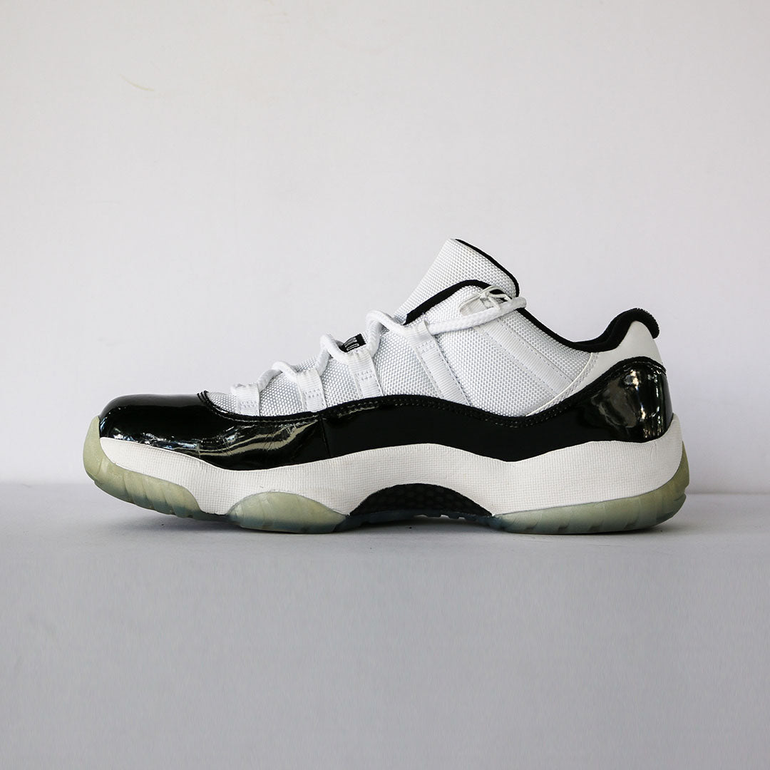 495ac2831e0e91 Air Jordan 11 Retro Low  Concord  – Butter