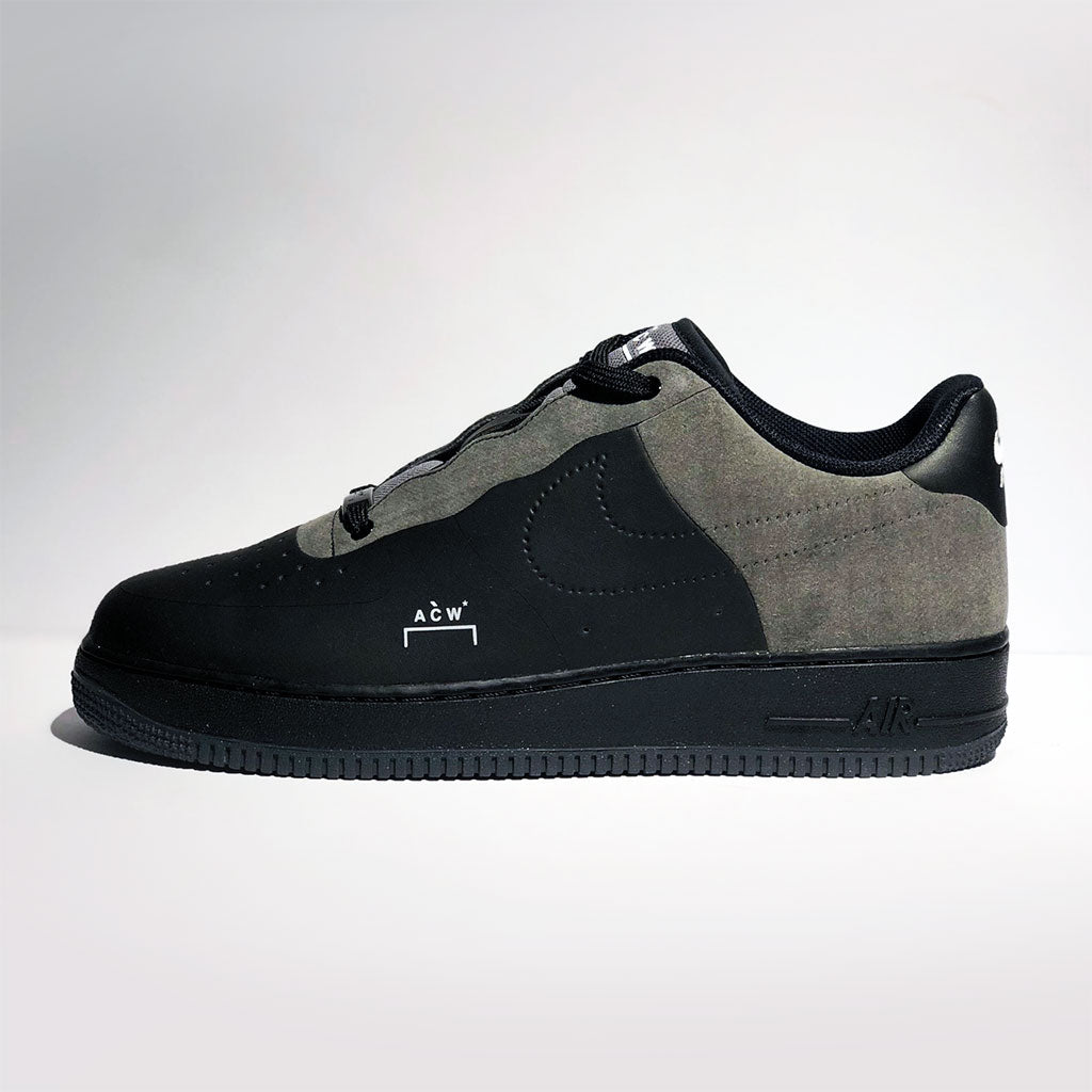 "A Cold Wall  x Air Force 1 Low ""BLACK"""