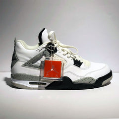 "Air Jordan 4 Retro ""White Cement"""