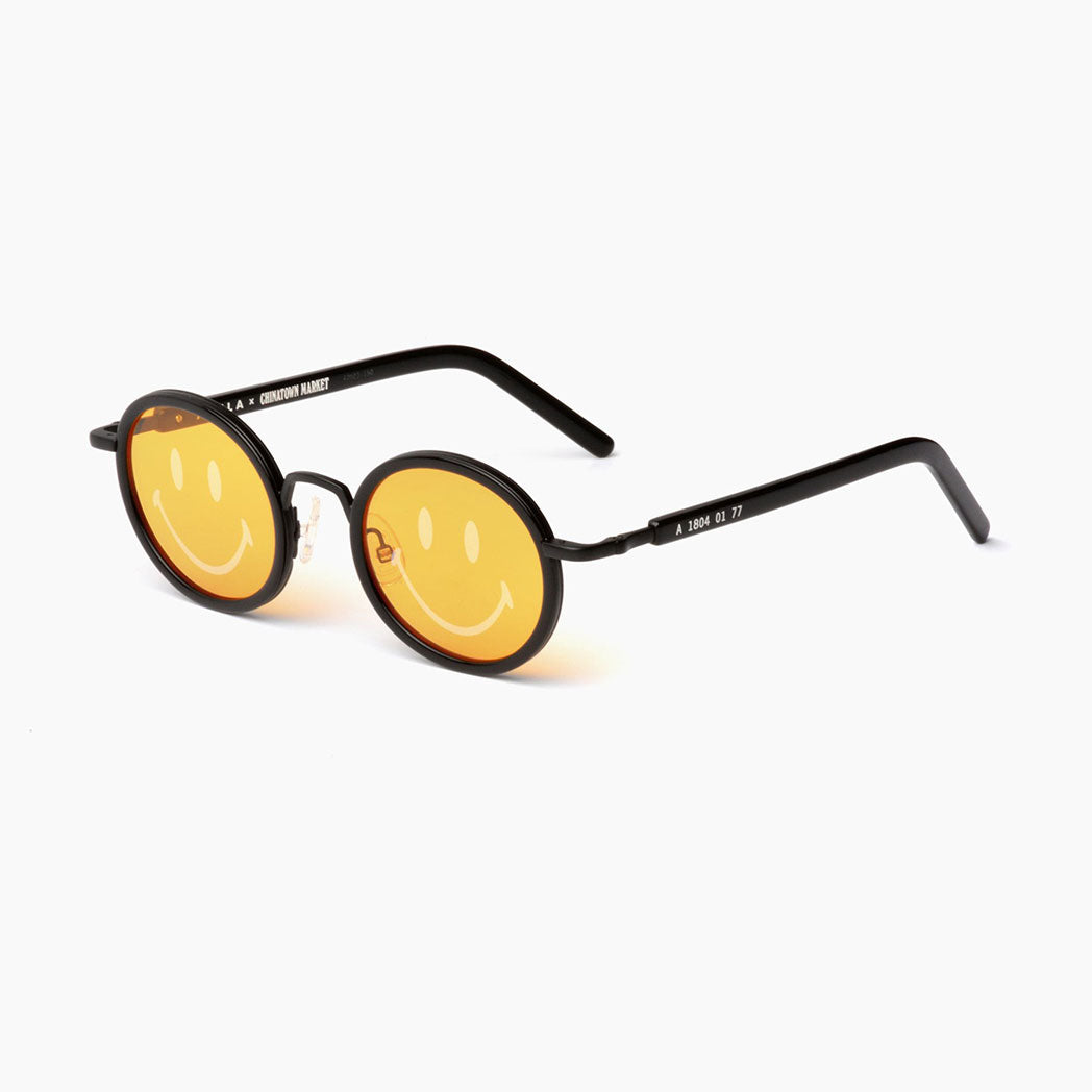 AKILA X CHINATOWN MARKET SUNGLASSES ETHOS YELLOW