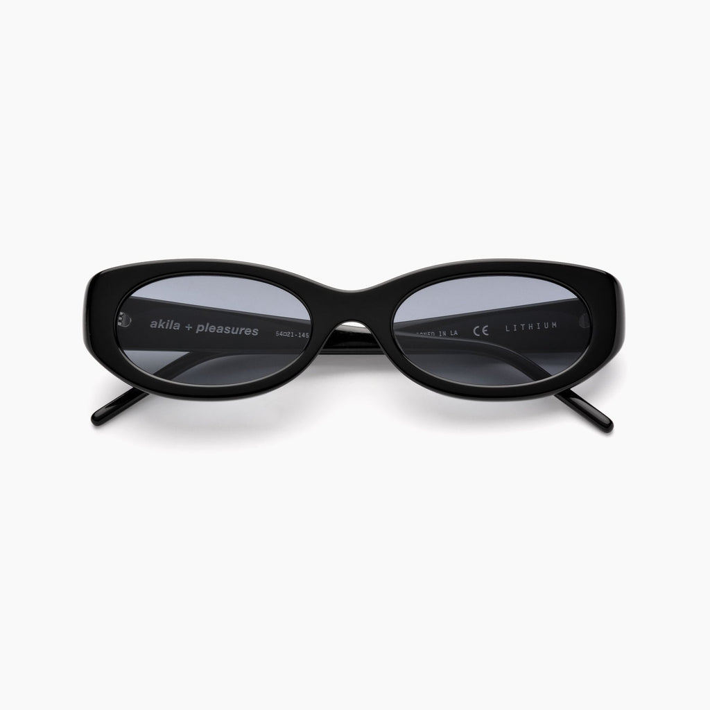 AKILA X PLEASURES SUNGLASSES LITHIUM BLACK