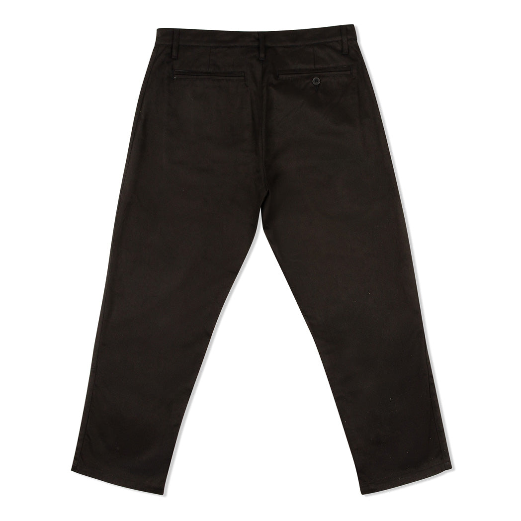 CARLO CARLO CROPPED TROUSER BLACK