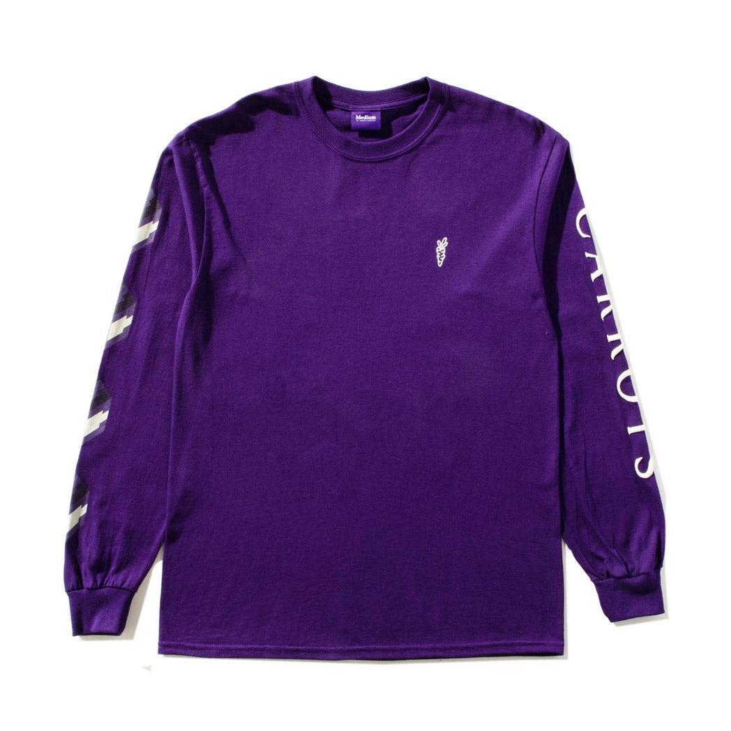 GUCCIO LONG SLEEVE PURPLE