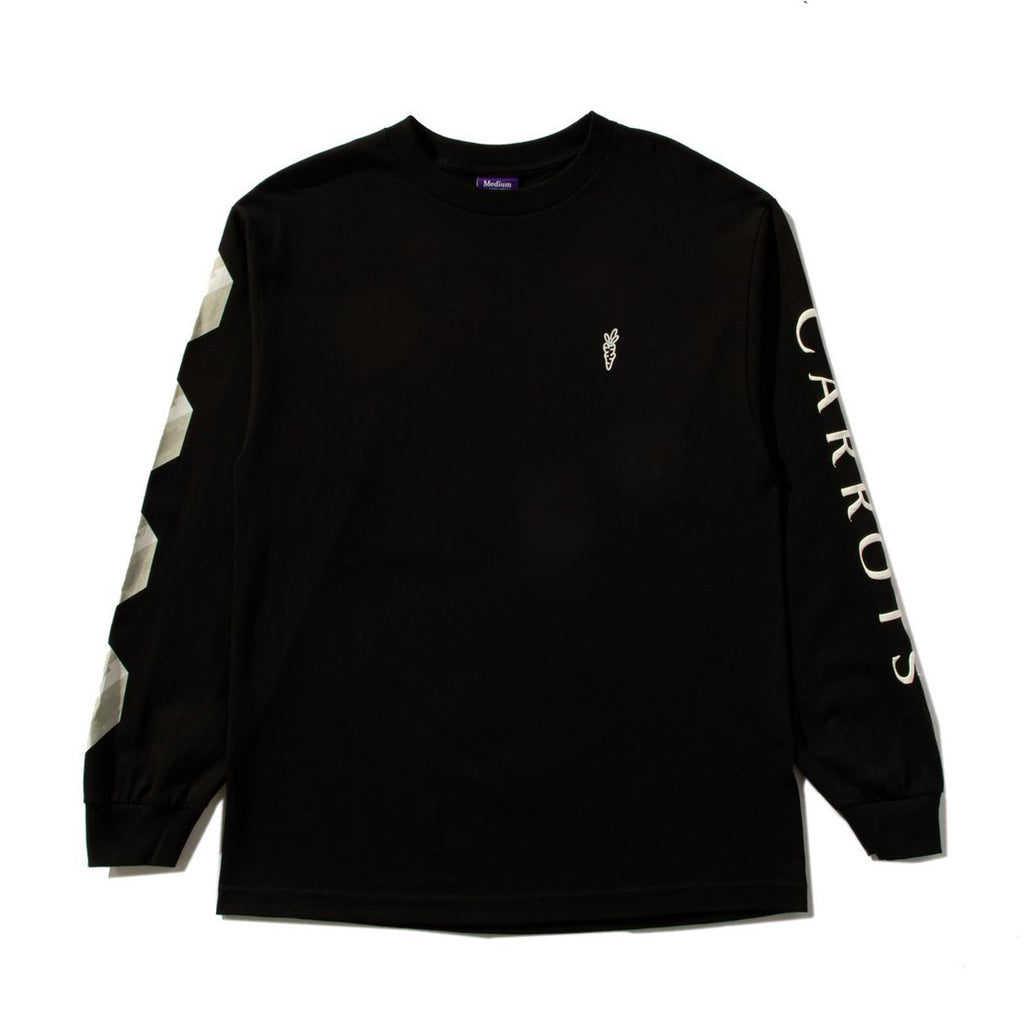 GUCCIO LONG SLEEVE BLACK