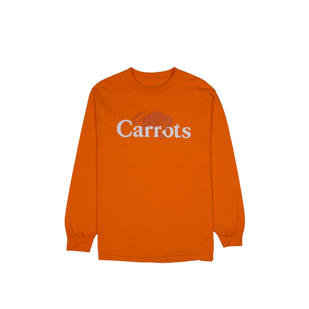 Carrots Rare Panther Orange Long Sleeve