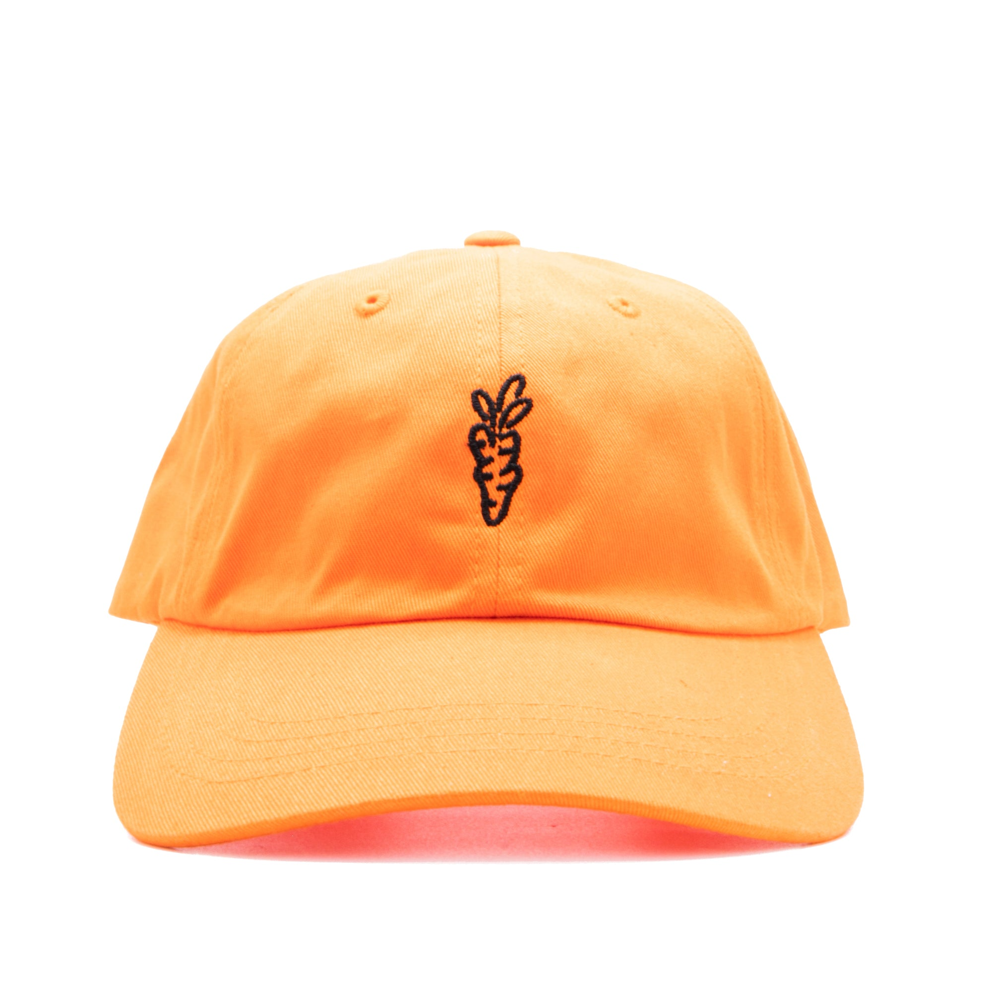 SIGNATURE BALL CAP ORANGE