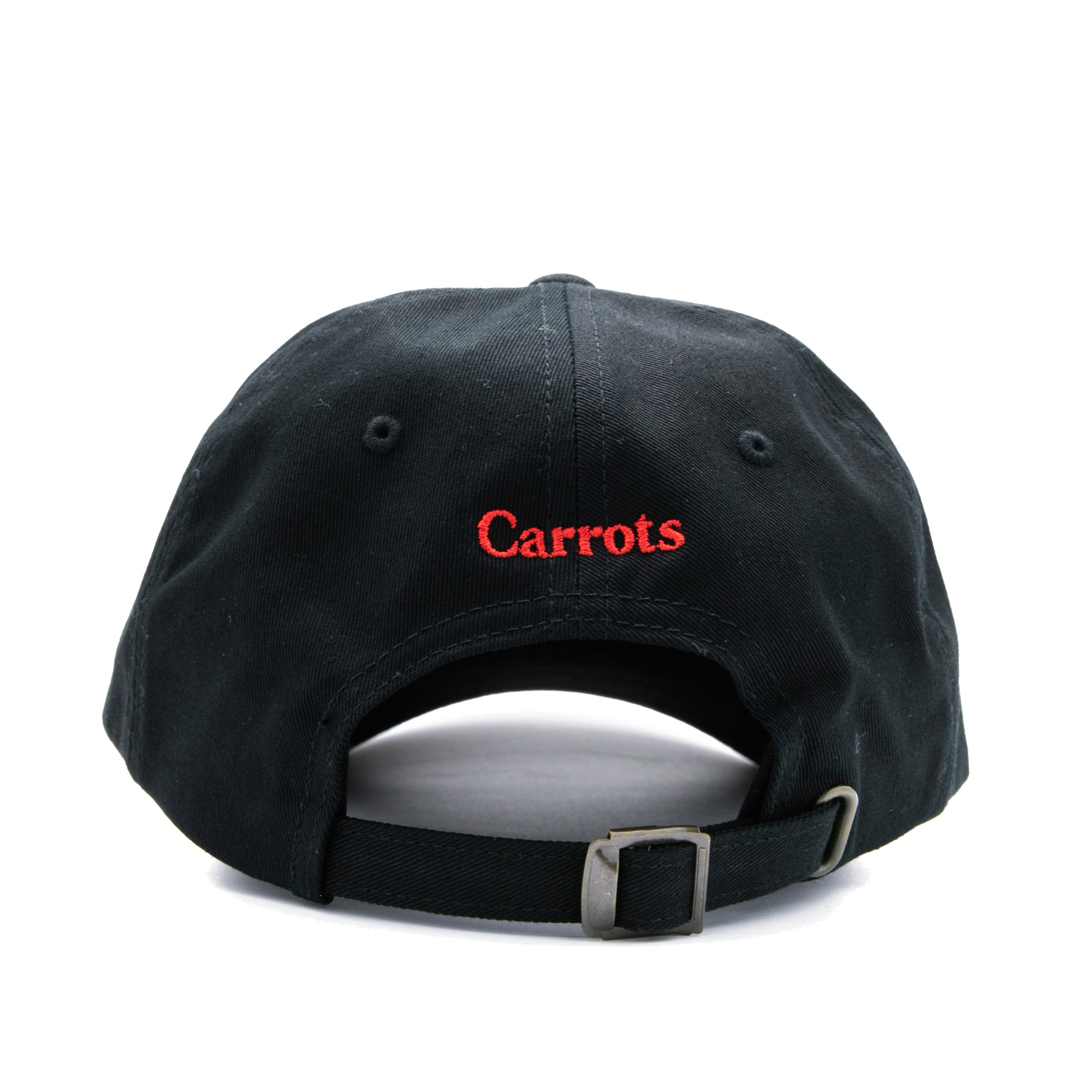 SIGNATURE BALL CAP BLACK/RED