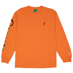 SIGNATURE CARROT LONG SLEEVE ORANGE
