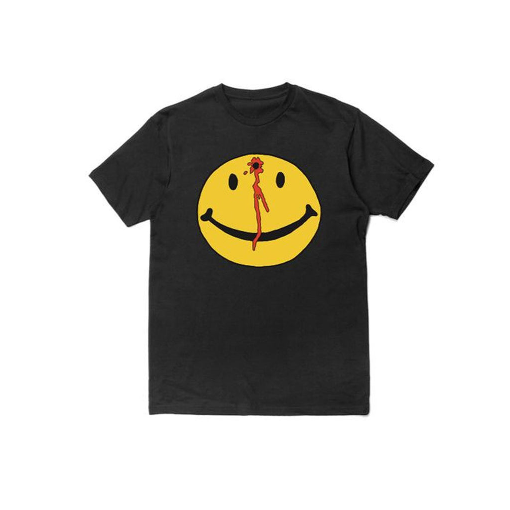 Chinatown Market Pleasures Smiley T-Shirt Black