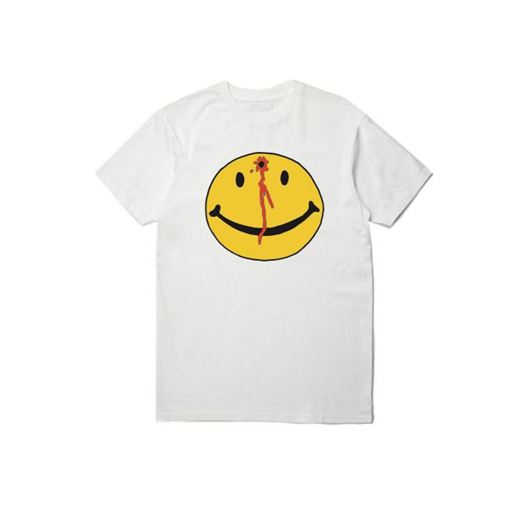 Chinatown Market Pleasures Smiley T-Shirt White