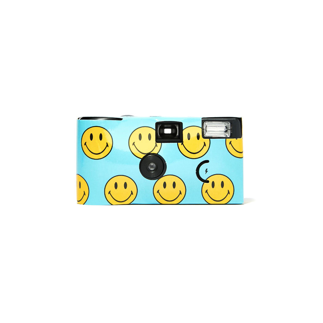 Smiley Disposable Camera