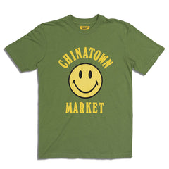 SMILEY T-SHIRT GREEN