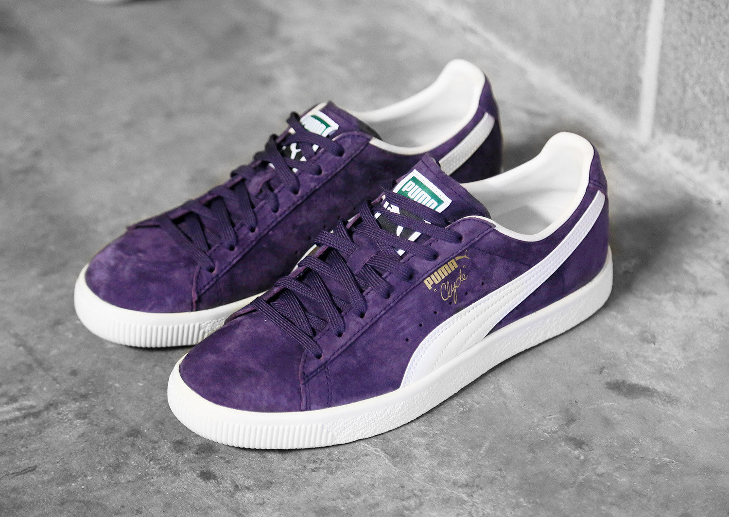 Clyde Premium Core Sweet Grape/Whisper White