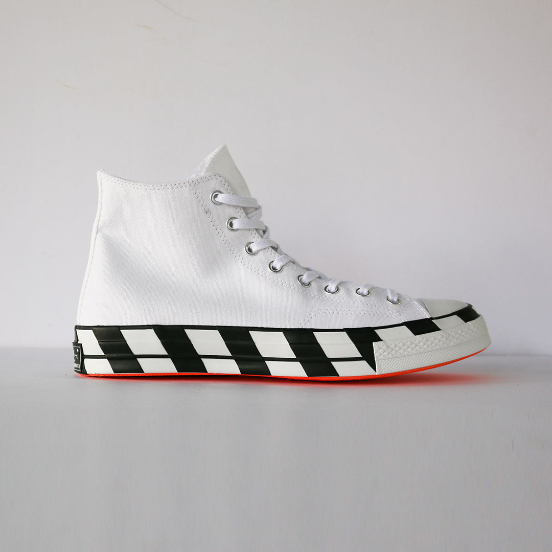 5e4e06a9c7239b Off White x Converse Chuck Taylor All-Star 70s Hi – Butter