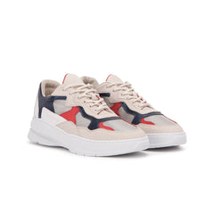 Low Fade Cosmo Mix Beige/Navy