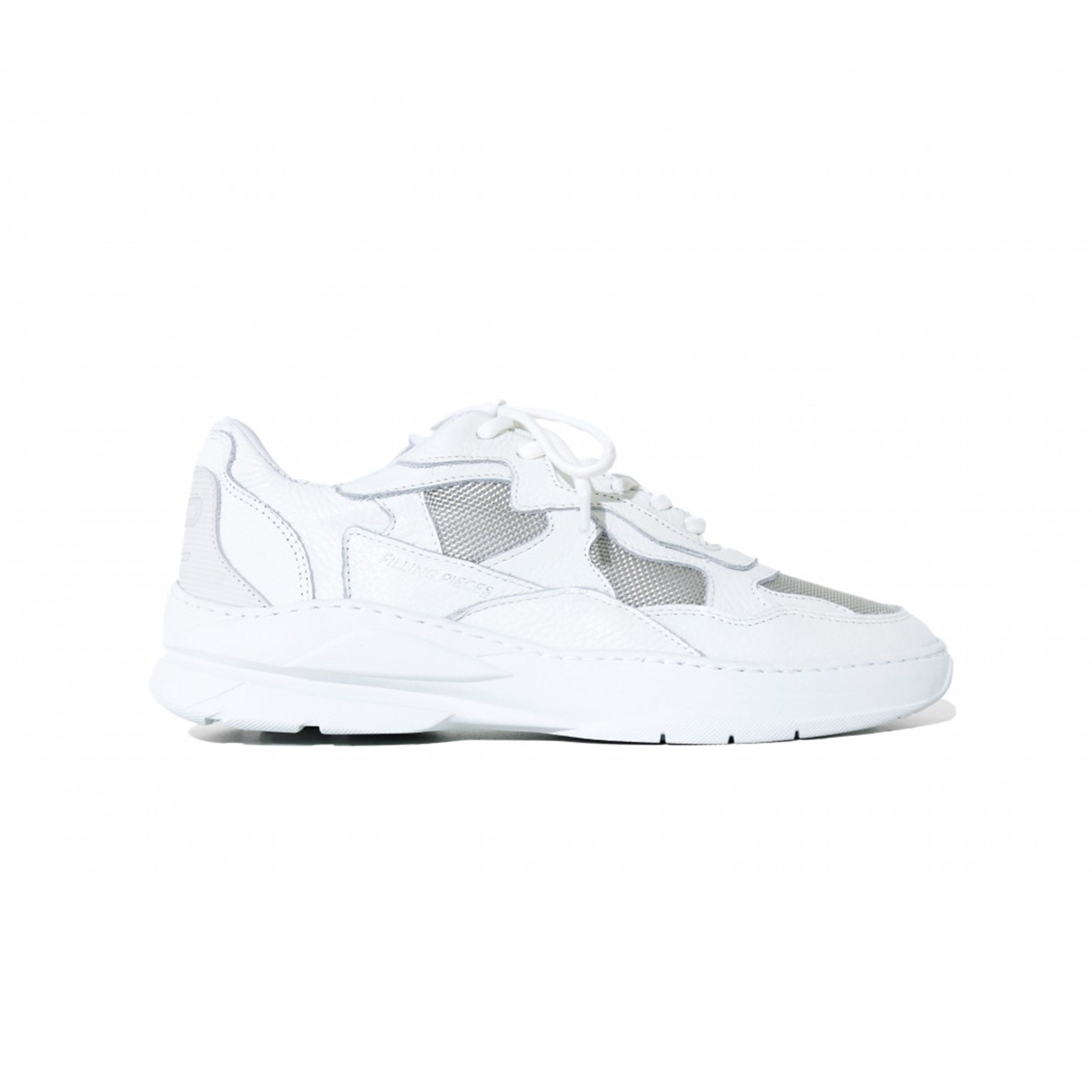 White Low Fade Cosmo Mix Sneakers Filling Pieces Outlet For Cheap Sale Online Cheap Really Cheap Great Deals For Sale oWlA3ZbTuu