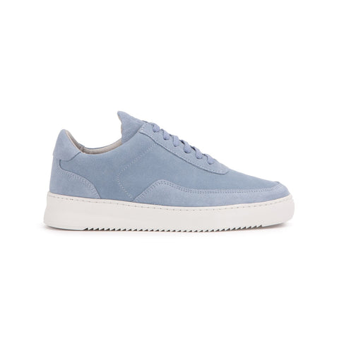 WOMEN'S LOW TOP GHOST LANE SKY BLUE