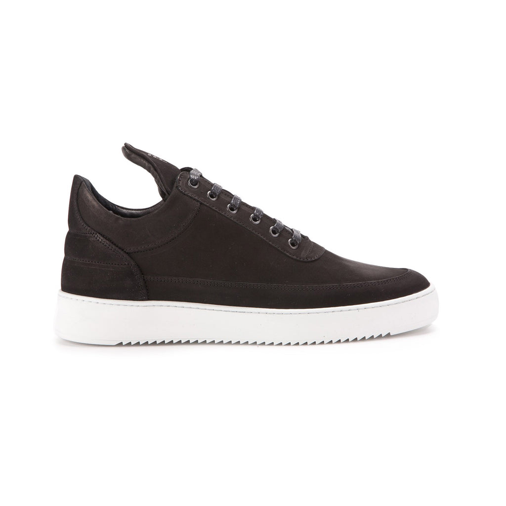 Low Top Ripple Basic Black/White