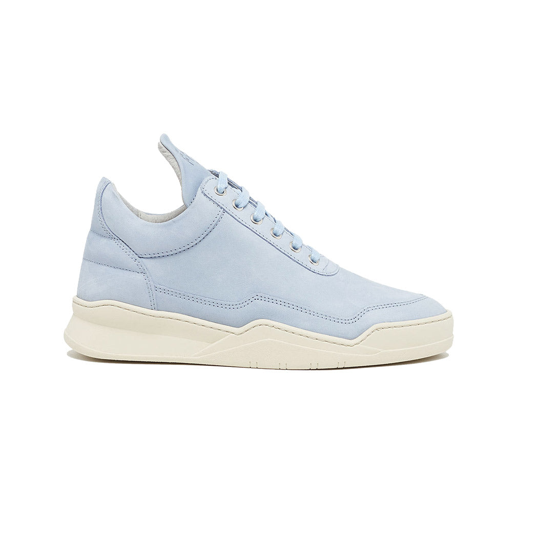 Filling Pieces Low Top Ghost Lane Sky Blue Right