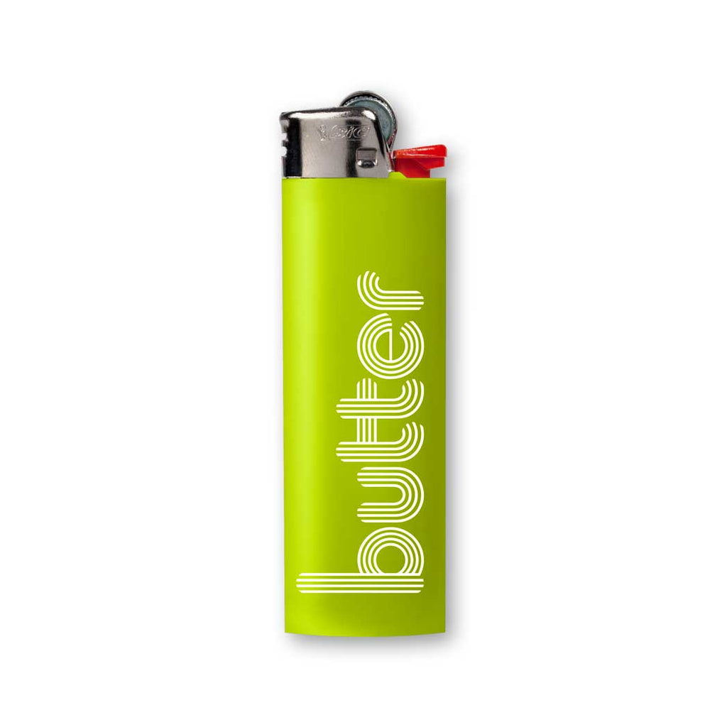 Butter Green Lighter
