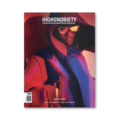 HIGHSNOBIETY MAGAZINE ISSUE 18:The Disruption Issue (LUCIEN CLARKE)