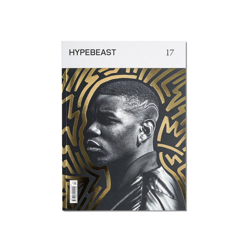 Hypebeast Magazine Issue 17 Front Cover