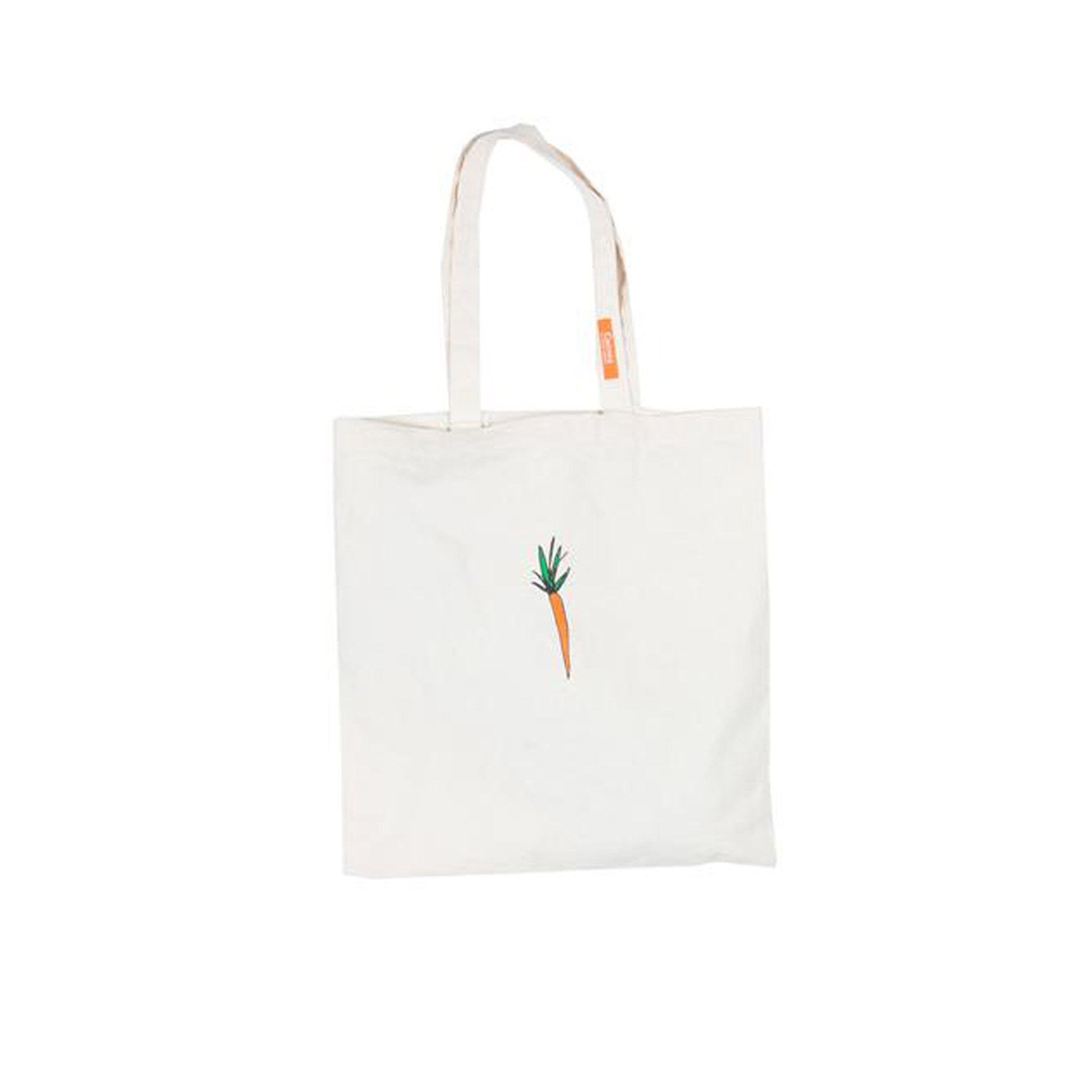 I Don't Carrot All Tote Bag Carrots by Anwar Carrots Front View