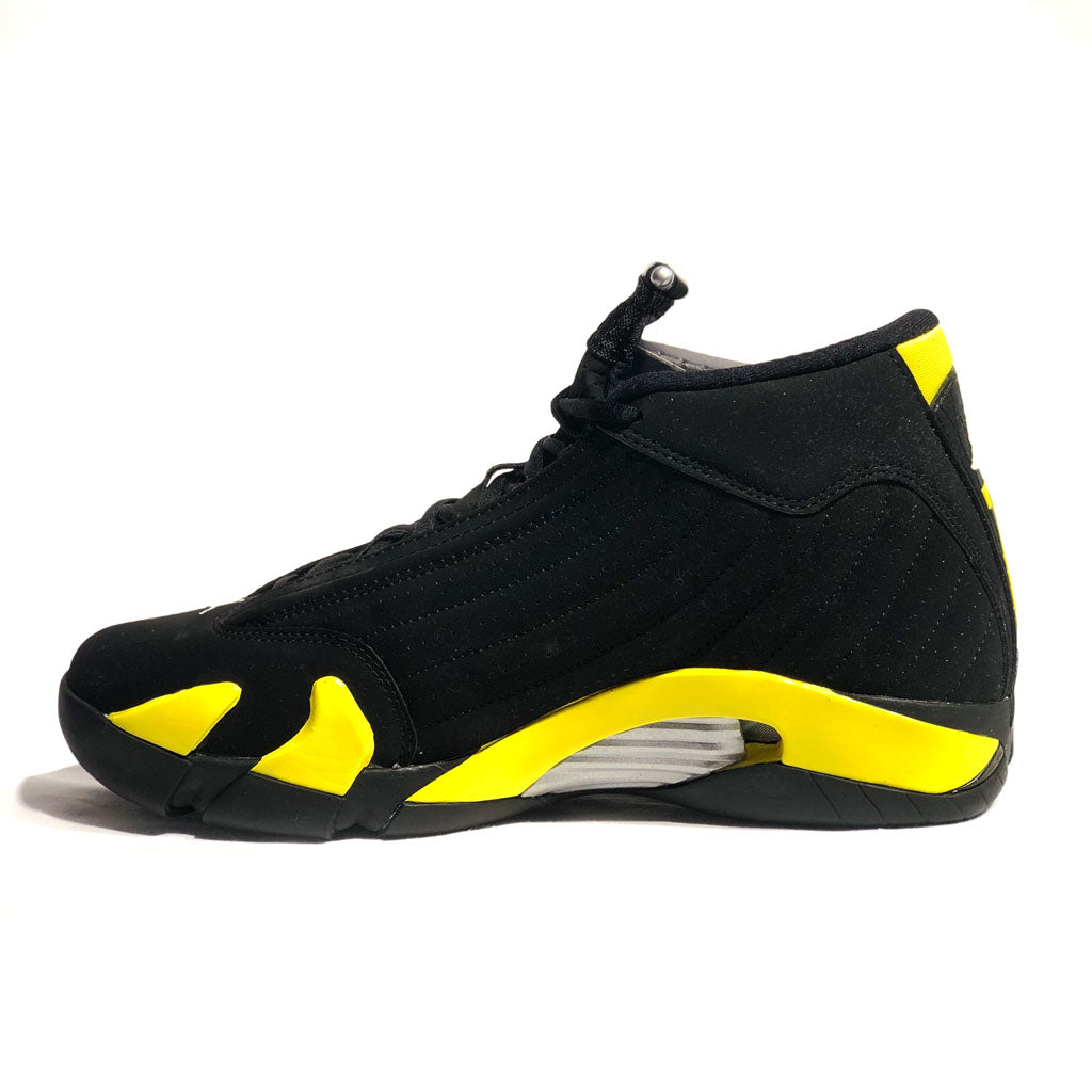 "Air Jordan 14 ""Thunder Yellow"""
