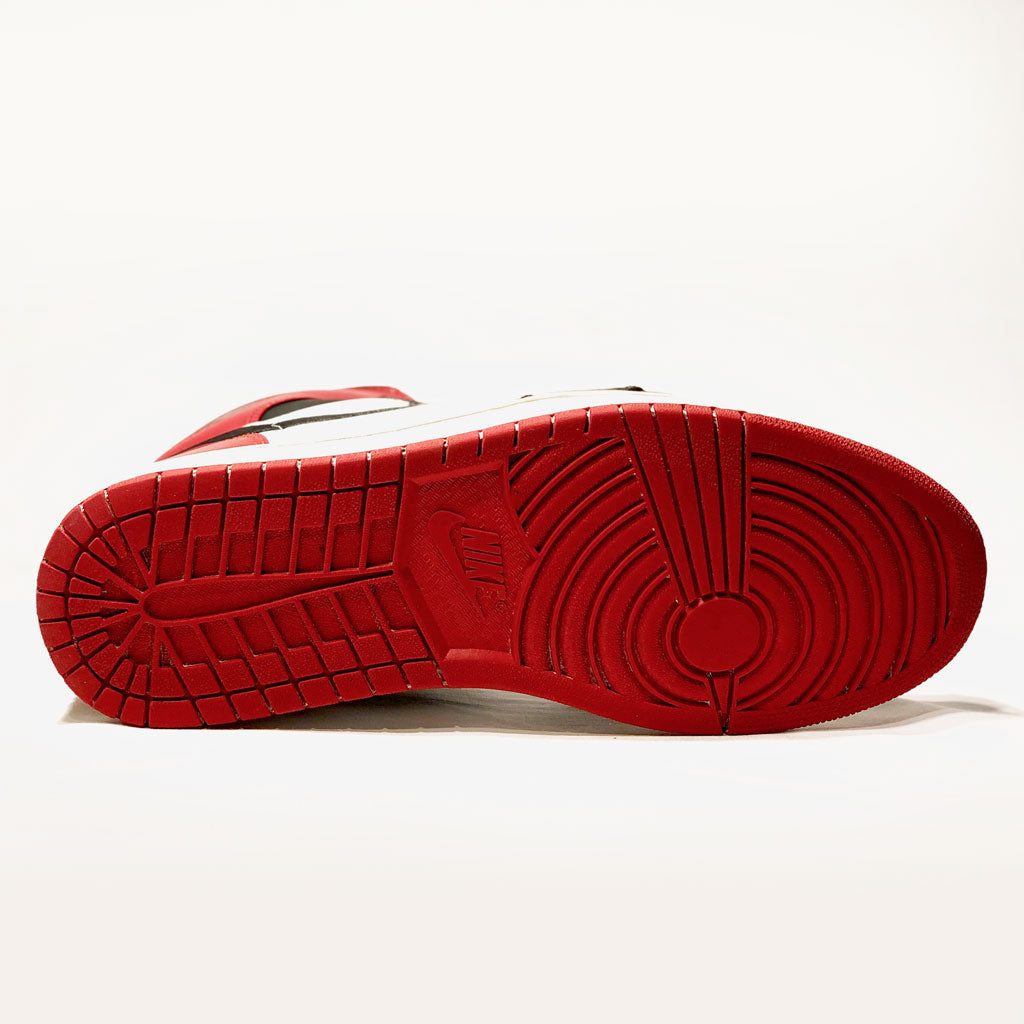 "Air Jordan 1 Mid ""Begining Moments"" (1 Pair) - ONLY RED"