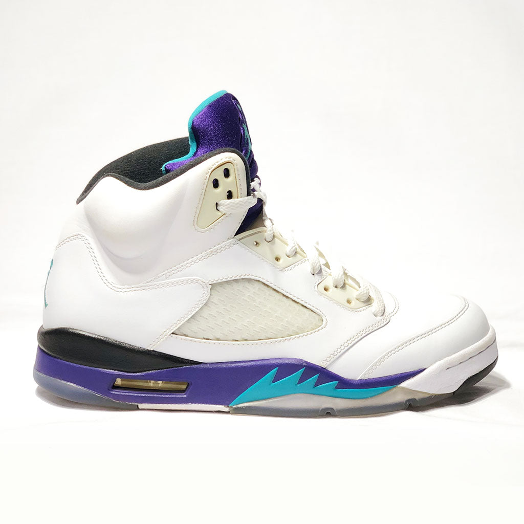 "Air Jordan 5 ""Grape"""