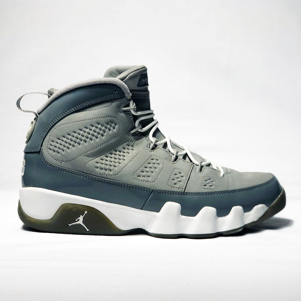 "Air Jordan 9 ""Cool Grey"""